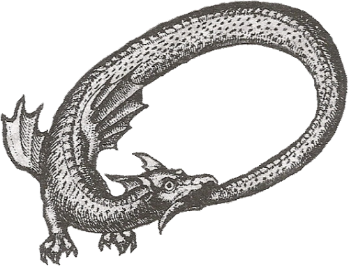 serpent-eating-tail