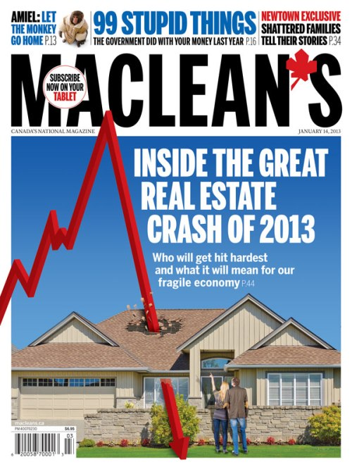 macleans 14 jan 2013