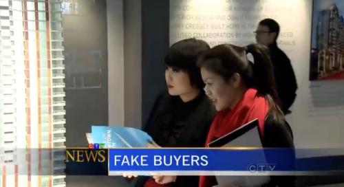 fake buyers