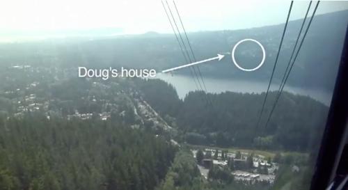doug's house